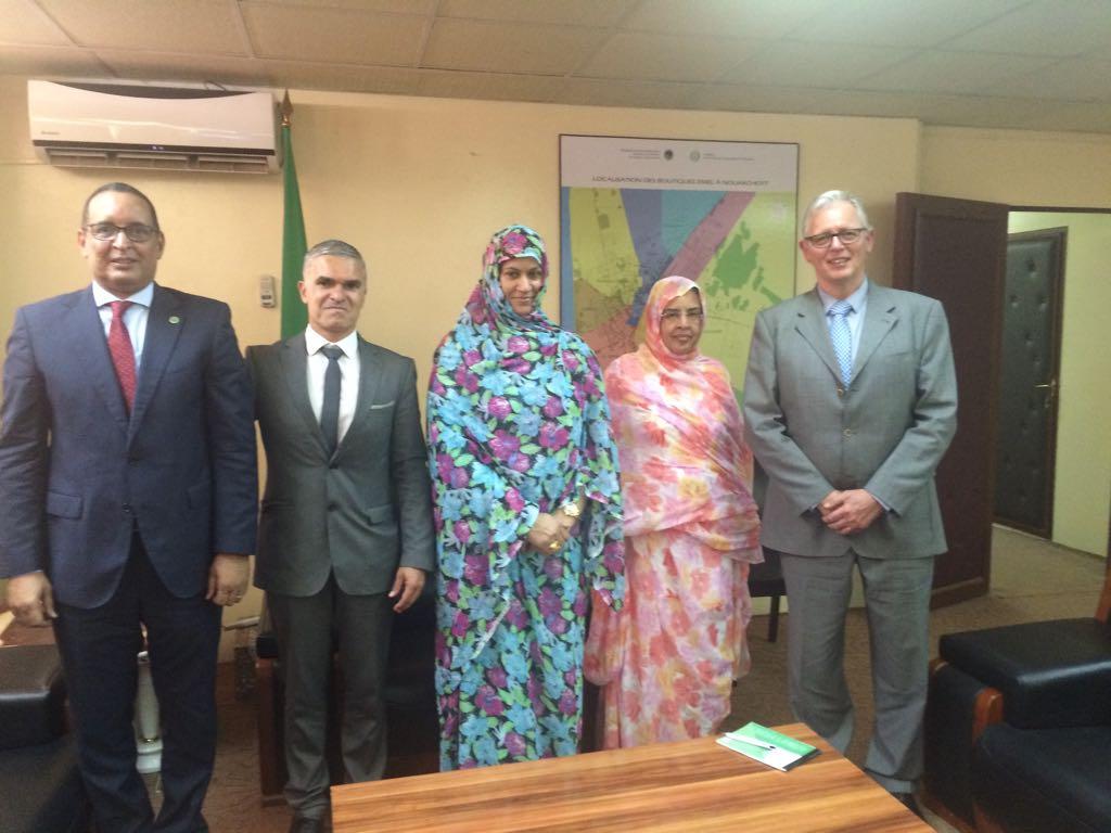 Mai – Présentation et lancement du projet ECOTUR_AZUL – ODYSSEA en Mauritanie