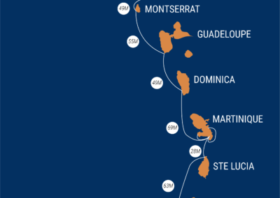 La Route Bleue des Antilles