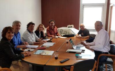 Réunion du Comité Technique de la «Mise en Tourisme de la Route Bleue® du Sel et des Pêcheurs»