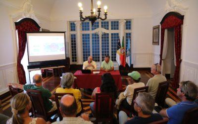 Présentation du projet ECOTUR_AZUL aux agents du secteur touristique partenaires de la CCI de Horta (Açores)