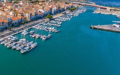 Port-La Nouvelle, 3ème commune de la destination « La Narbonnaise » à s'engager de façon formelle dans la Route Bleue du Sel et des Pêcheurs®