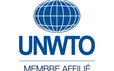 Le GEC Odyssea  Tourisme et Croissance Bleue devient Membre affilié de l'OMT !