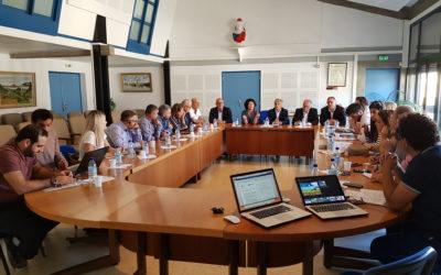 Une délégation libanaise venue à Gruissan pour découvrir son modèle de développement écotouristique !