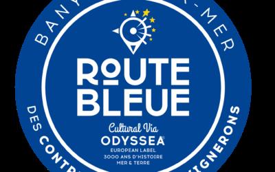 Un Teaser sur la Route Bleue des Contrebandiers et Vignerons de Banyuls-sur-Mer !