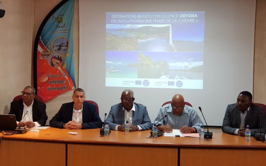 Réunion du Comité Stratégique du projet « Odyssea Caraïbes Blue Growth Multi-Destination »