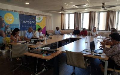 Conférence des Maires sur la labellisation Odyssea «Destinations Bleues d'Excellence» du Territoire de la Côte Ouest