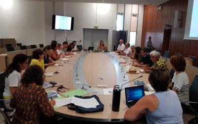 Comité de pilotage du projet «Territoire de la Côte Ouest, Destination Bleue d'Excellence Odyssea»