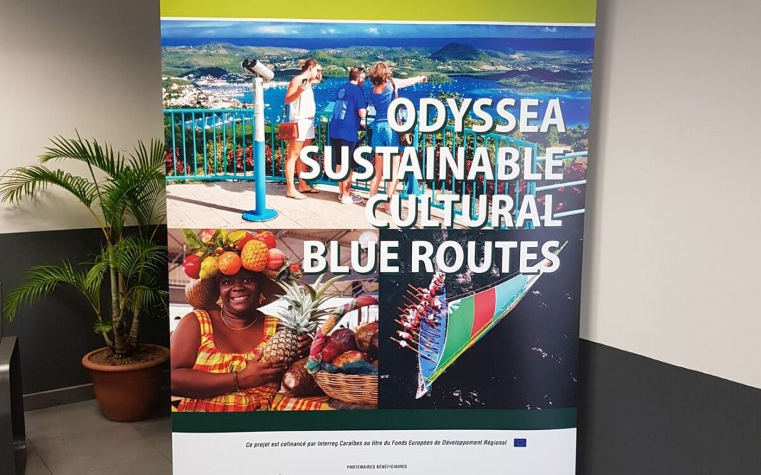 Séminaire de lancement du projet Odyssea Antilles Sustainable Nautical and Cultural Blue Routes
