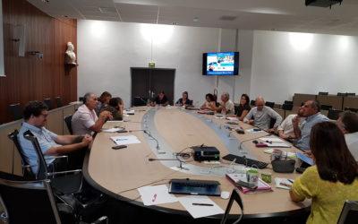 Comité de pilotage Odyssea des professionnels du Territoire de la Côte Ouest