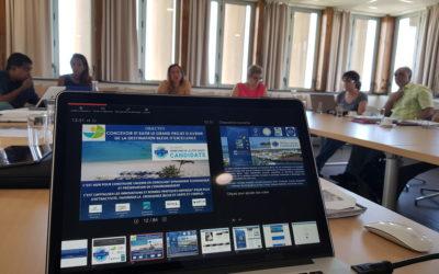 Réunions de travail sur la labellisation Odyssea «Destinations Bleues d'Excellence» du Territoire de la Côte Ouest