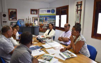 Retour sur les 1ers COPILS de la Ville du Marin dans le cadre des projets européens Odyssea Caraïbes