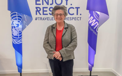Rencontre entre l'Organisation Mondiale du Tourisme et Odyssea Tourisme et Croissance Bleue
