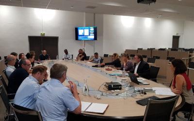Retour sur le Comité de pilotage du projet «Territoire de la Côte Ouest, Destination Bleue d'Excellence Odyssea» du 07 juin