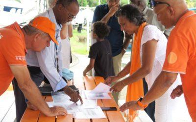 Odyssea partenaire de la délégation Martinique de la SNSM !
