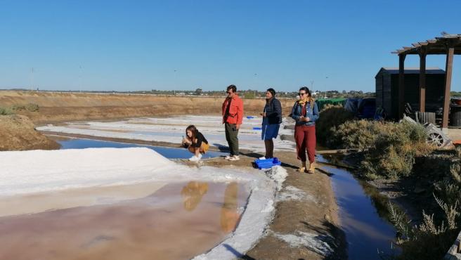Félicitations à notre partenaire de la Diputación de Huelva (DPH) pour son initiative promotionnelle «Influencers trip», dans le cadre du projet Odyssea Blue Heritage