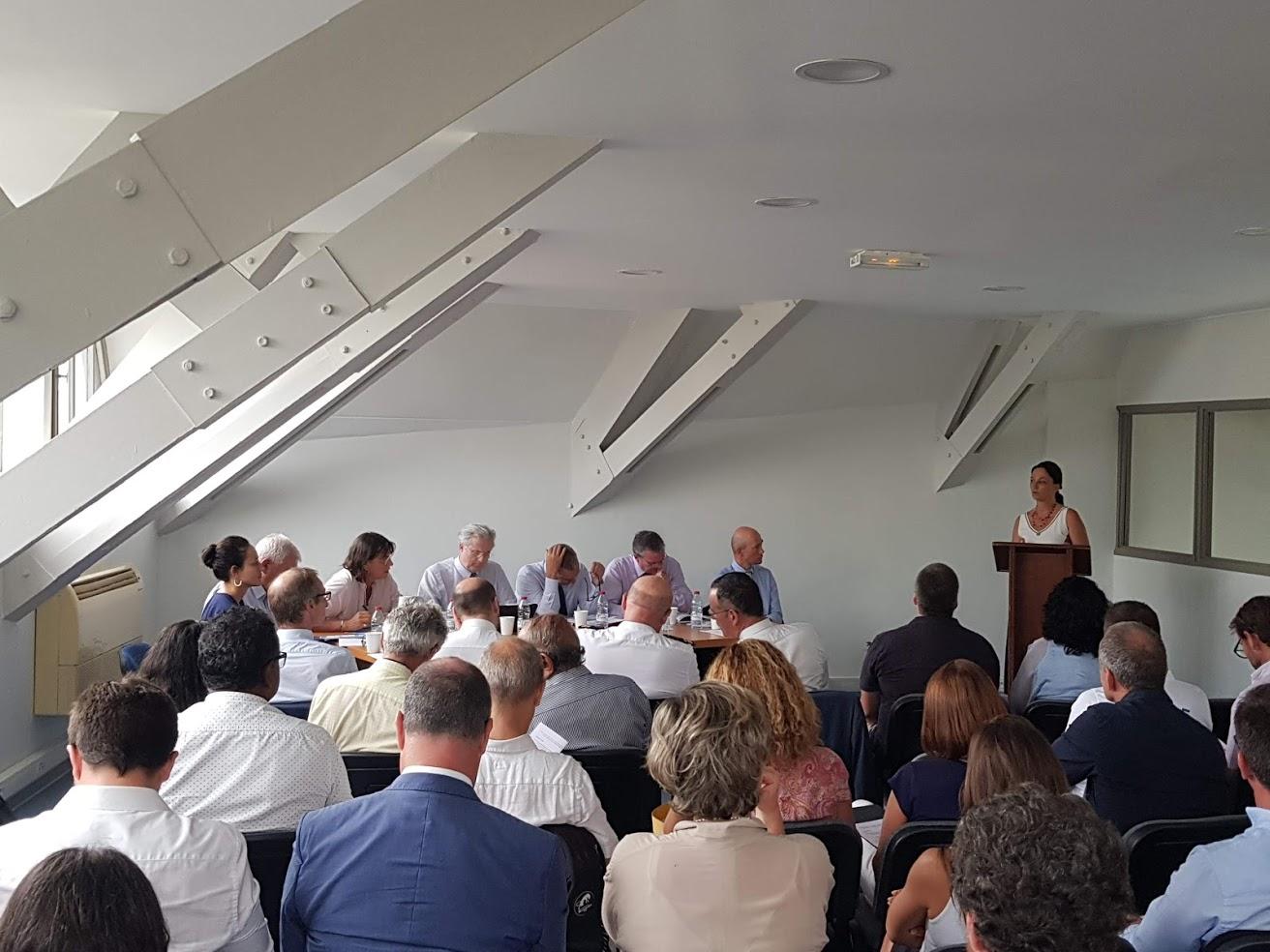 Le Label Odyssea® à l'île de La Réunion, sur le Territoire de la Côte Ouest, l'un des sujets du Comité France Maritime sur le thème de «L'Economie bleue à La Réunion »