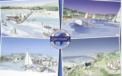 Le projet Odyssea® du Territoire de la Côte Ouest, cité dans le compte-rendu du Comité France Maritime