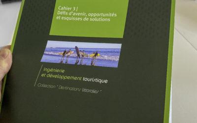 L'Eco-gare mobilité douce Odyssea Protect® en référence dans l'étude d'Atout France