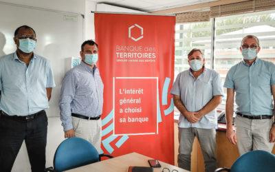 Rencontre avec la Banque des Territoires, en Guadeloupe