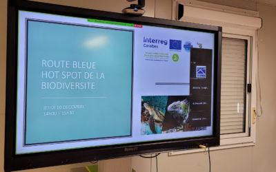 Biodiversité au programme du Comité scientifique sur la thématique «Hotspots de la biodiversité mer & terre»