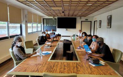 Comité Technique général des partenaires guyanais du programme Odyssea Caraïbes Blue Growth Multi-Destination