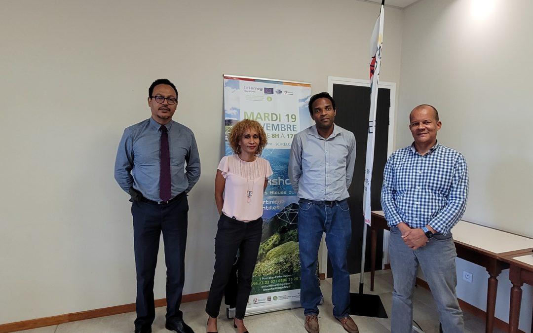 Martinique Développement se réunit pour son Comité Territorial Odyssea Blue Routes, suivi de son Comité Territorial Odyssea Blue Growth