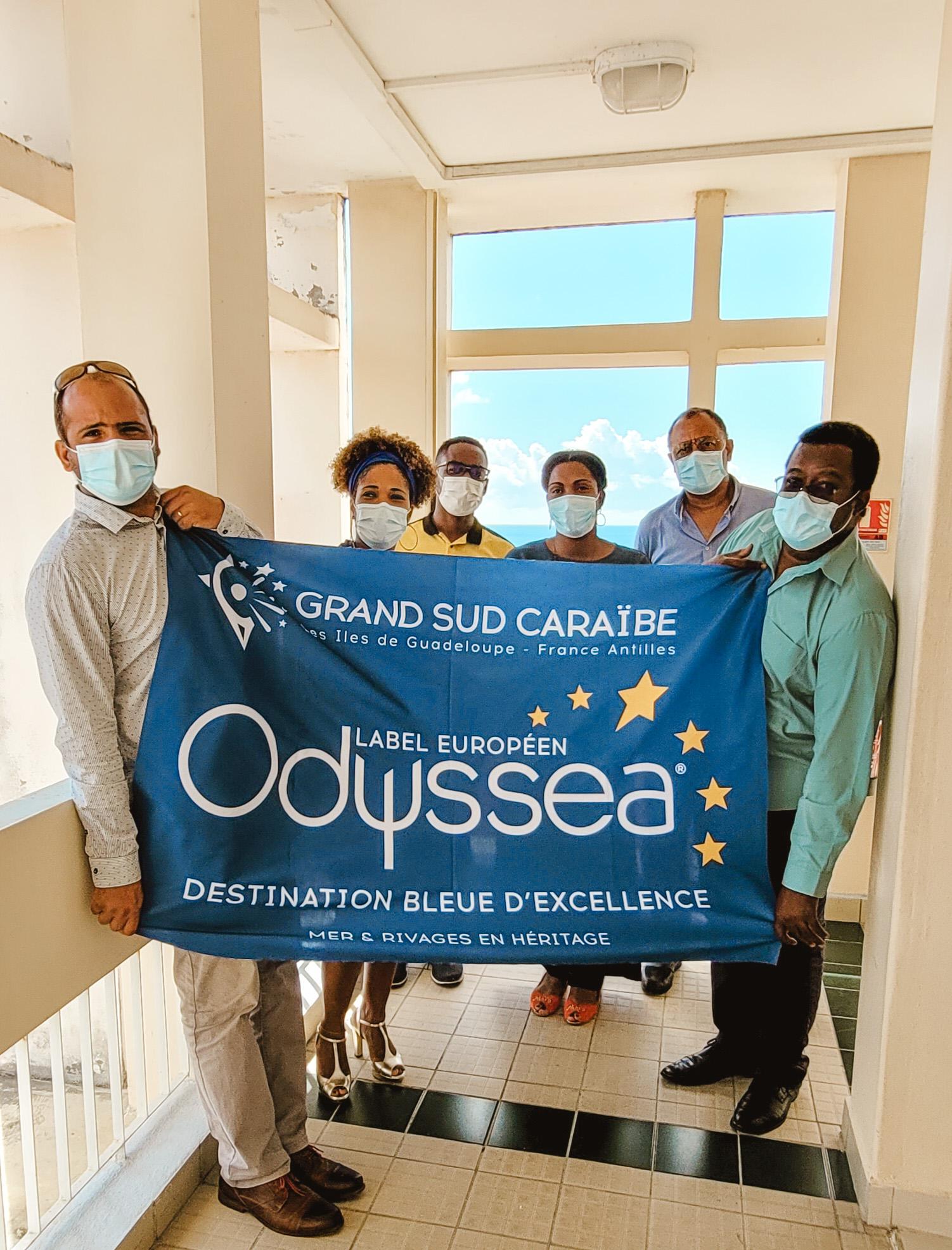 Premier Comité de Pilotage Odyssea Grand Sud Caraïbe sur la mise en tourisme bleue durable de la destination
