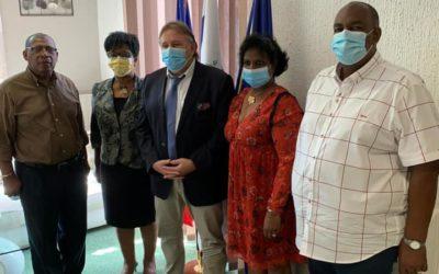 Faire de Cayenne une Destination Bleue d'Excellence… Rencontre avec Madame la Maire, Sandra Trochimara