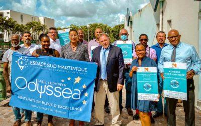 Formalisation des accords de coopération, dans le cadre des Routes Bleues Mythiques des Antilles et des Caraïbes