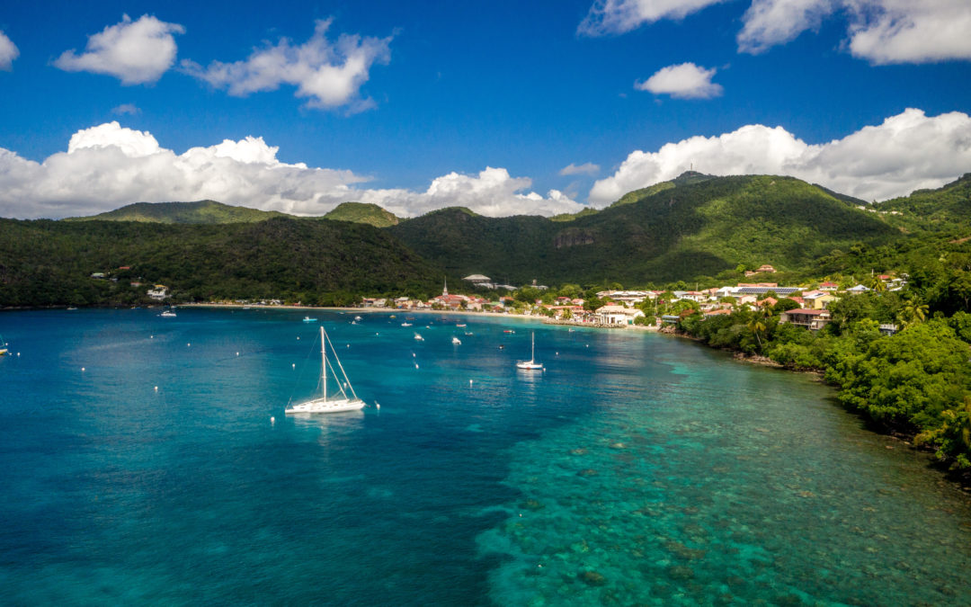 Evènement les 17, 18 et 19 mars : L'Eductour des «Routes Bleues Mythiques des Antilles» !