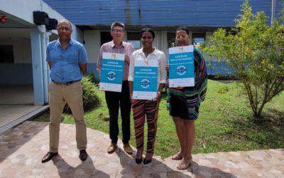 Ziléa  et Odyssea travaillent à une Croissance Bleue durable et inclusive, au bénéfice des entreprises de la Martinique !