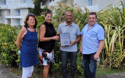 Le Cluster Maritime Martinique et la Scic GE Odyssea, unis pour un nouveau Tourisme bleu, innovant et porteur de croissance