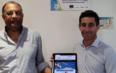 Réunion entre Air Antilles et la délégation Odyssea, pour une itinérance bleue multi-destination facilitée au sein de la Grande Caraïbe