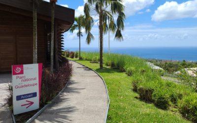 Des rencontres avec le Parc national de la Guadeloupe et le Conservatoire du Littoral, pour une Guadeloupe 2030 bleue & verte durable et inclusive