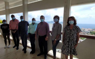 La CCI Martinique et la Chambre de Métiers et de l'Artisanat Martinique misent sur le Pôle Territorial de Coopération Economique Durable Odyssea pour une croissance bleue au bénéfice de leurs membres
