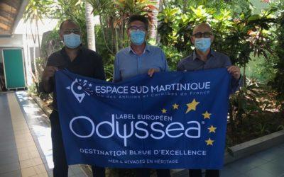 Ziléa  et Odyssea signent un accord de coopération pour la relance économique et une croissance bleue durable et inclusive, au bénéfice des entreprises de la Martinique !