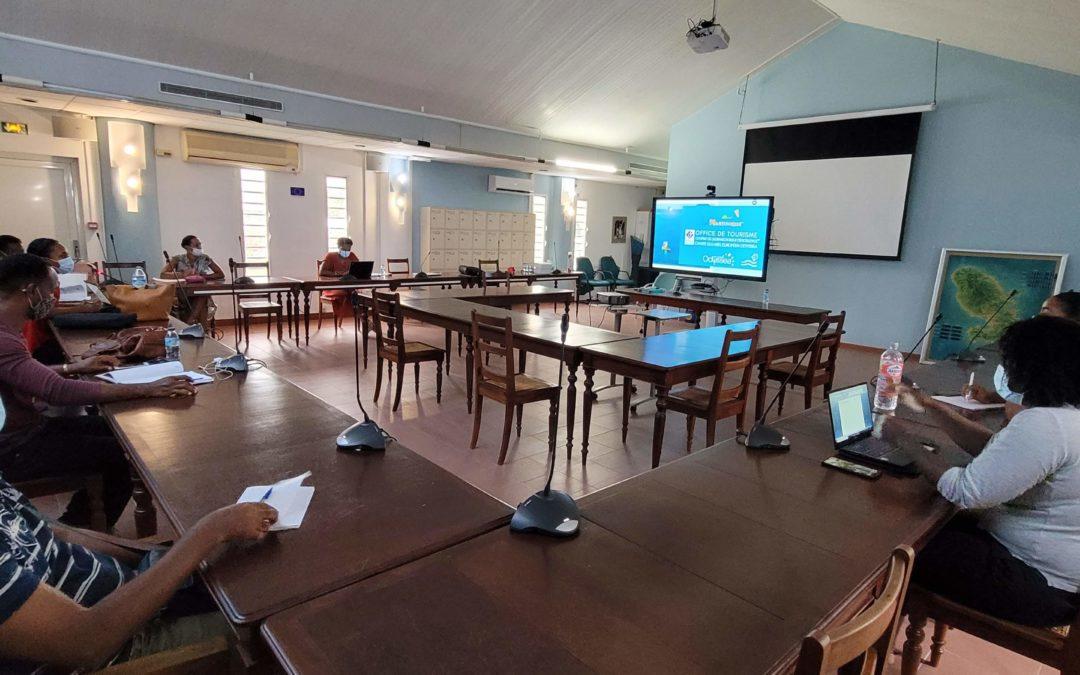 Sud Martinique, une Destination Bleue d'Excellence «All inclusive Mer» en devenir