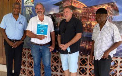 Une belle Adresse recommandée à découvrir le long des Routes Bleues Mythiques de la Guyane : l'Amazone Lodges Oyack
