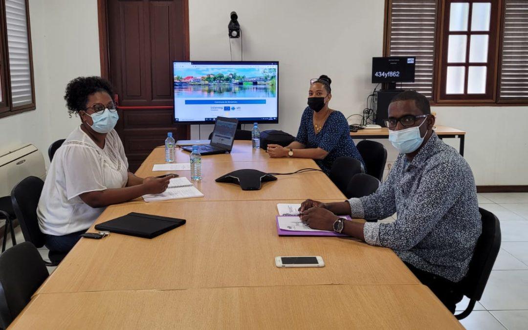 Co-construire la Destination Bleue et Verte d'Excellence Sinnamary Savanes de Guyane autour d'un nouveau slow tourisme