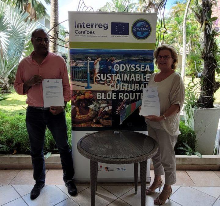 L'UMIH Martinique et Odyssea s'allient pour la relance de l'économie et du tourisme bleus, au bénéfice du secteur de l'hôtellerie