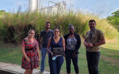Un écotourisme d'itinérance thématique durable, inclusif, et porteur de croissance, autour du Rhum Patrimoine, en marche en Martinique !