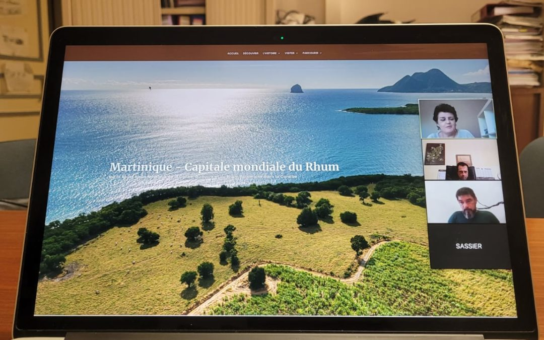 Une vision innovante d'un écotourisme d'itinérance thématique durable et inclusif se concrétise avec la Route Bleue « Canne, Sucre et Rhum Patrimoine » !