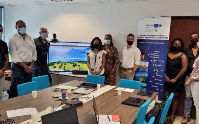 Le Comité Martiniquais du Tourisme, le CODERUM et la délégation Odyssea, réunis pour faire de la Martinique Capitale mondiale du rhum, une Escale Patrimoine phare de la Caraïbe
